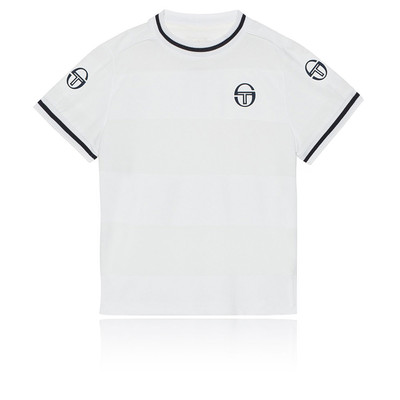 Sergio Tacchini Retro Junior T-Shirt - SS19