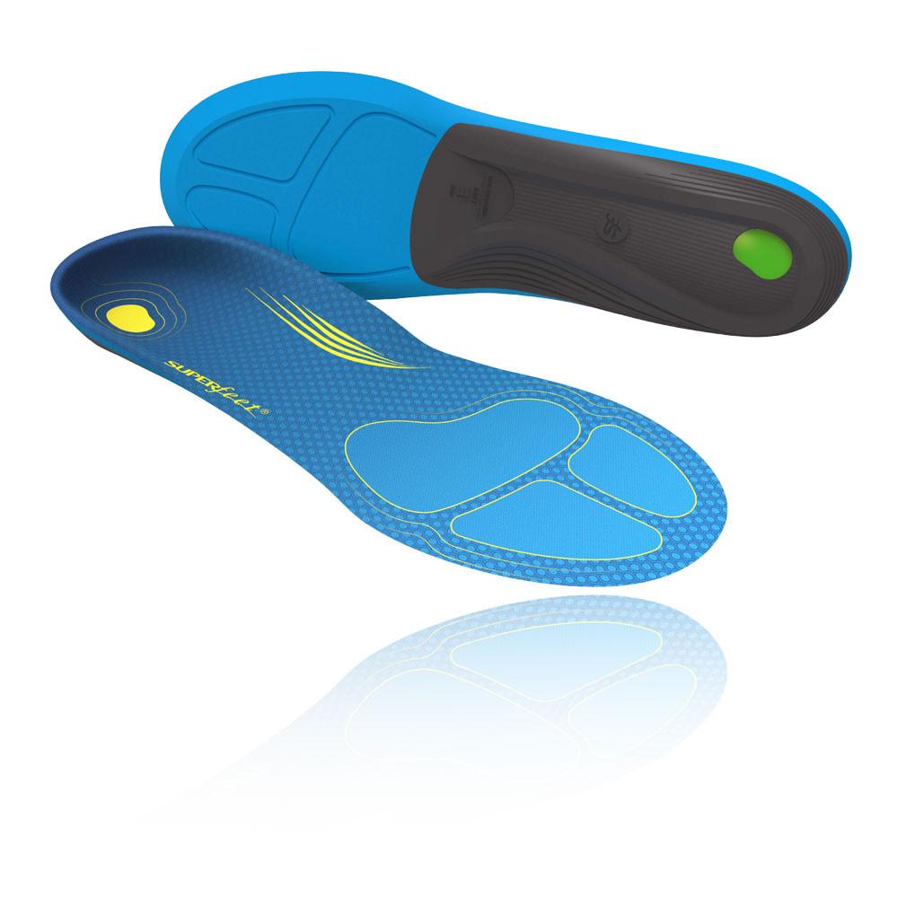 Superfeet Run Comfort Thin Insoles - SS21
