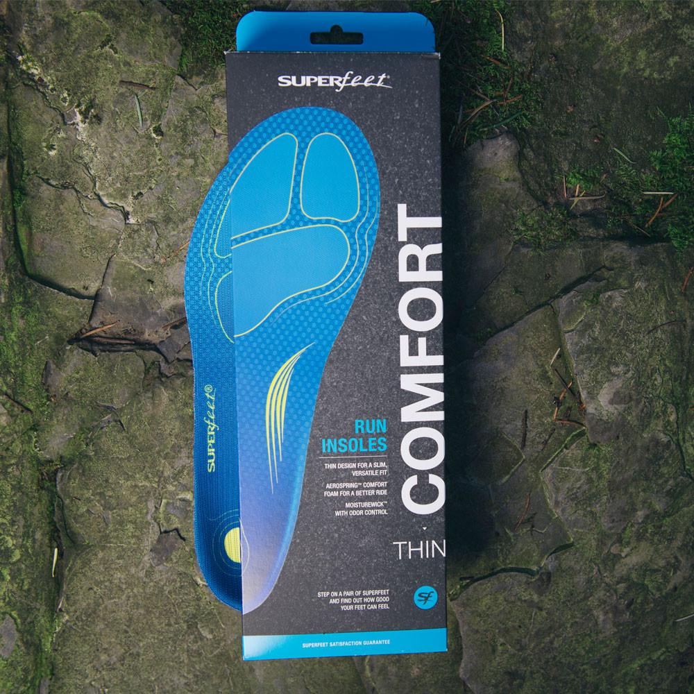 Superfeet Run Comfort Thin Insoles