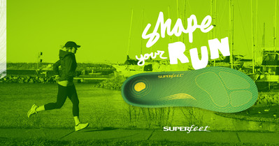 Superfeet Run Comfort Max plantillas - SS20