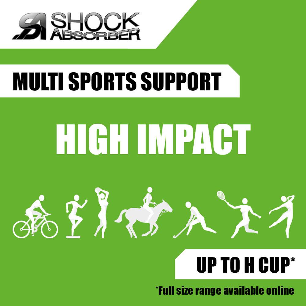 Shock Absorber 5044 Ultimate Run Sports Bra - AW18