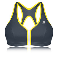 Shock Absorber Active Zipped Plunge Support Sports Bra - AW18