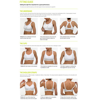 Shock Absorber 4490 Active Multi Support Sports Bra