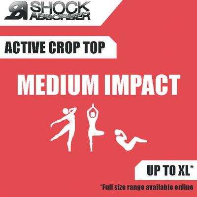 Shock Absorber Active Women's Crop Top - SS21