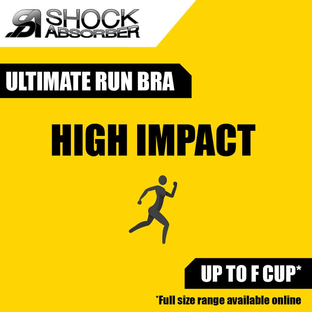 shock absorber 5044 ultimate run sports bra ss18. Black Bedroom Furniture Sets. Home Design Ideas