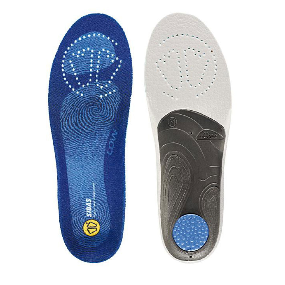 Sidas 3Feet Low Arch Insoles - AW20