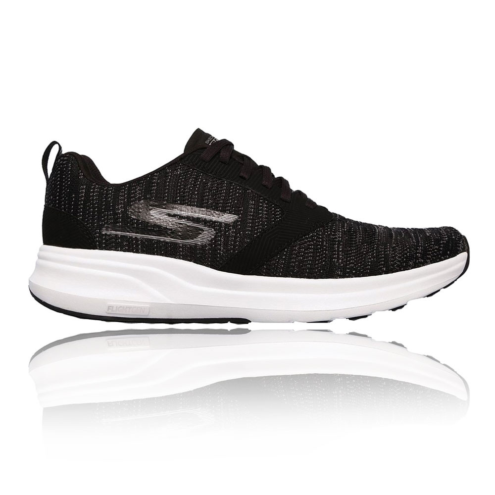 0b5e394792f9 Details about Skechers Mens GO RUN RIDE 7 Running Shoes Trainers Sneakers  Black Sports