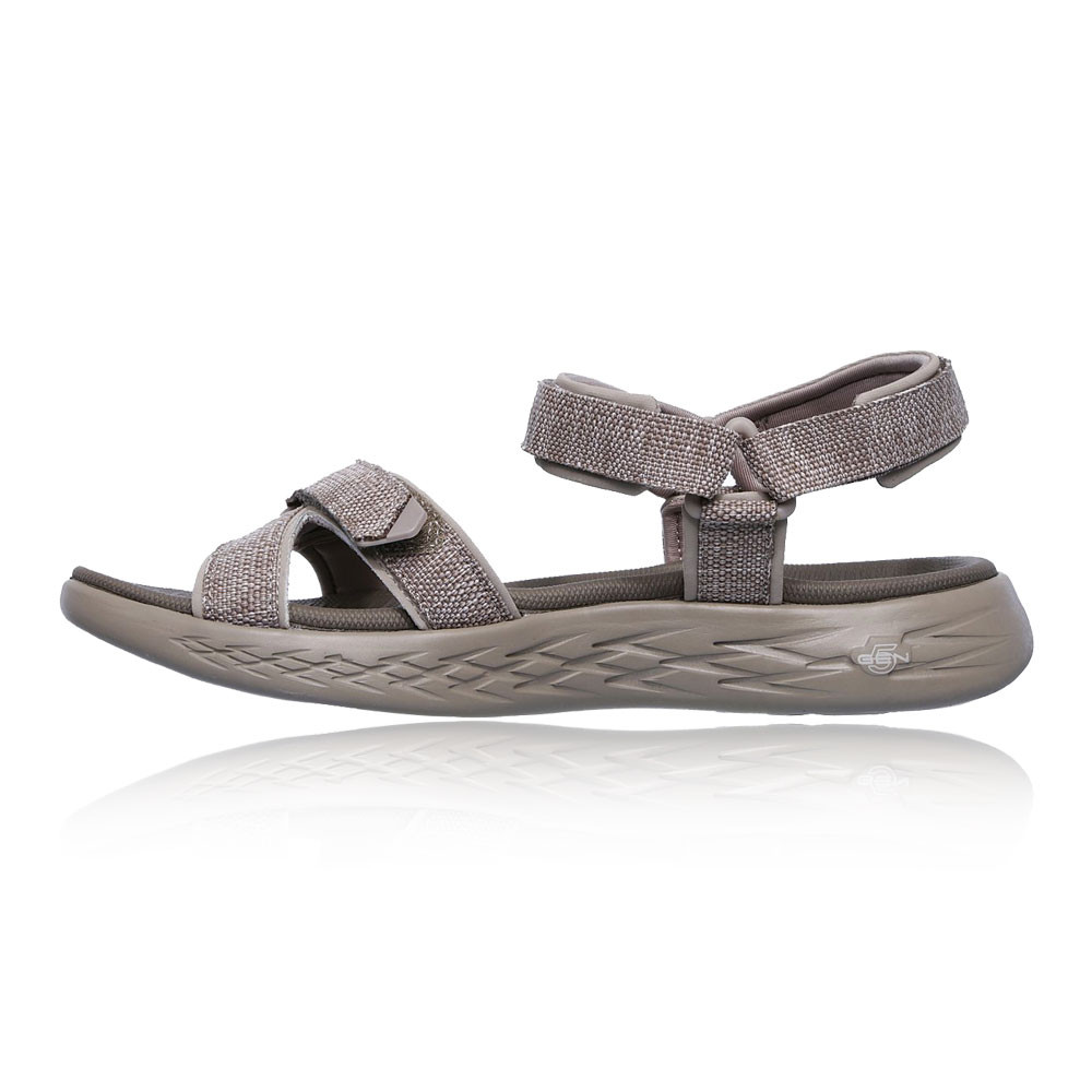 Skechers On The Go 600 Radiant Sandals Ss18 10 Off