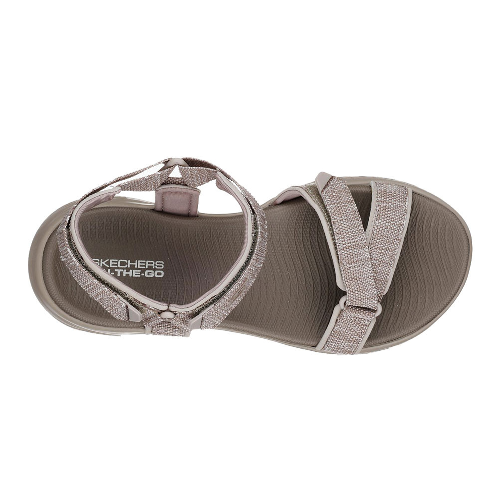86ffe4276a95 Skechers On The Go 600 Women s Radiant Sandals - SS18 - 10% Off ...