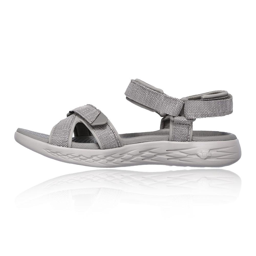 Skechers on The Go 600 Radiant Sandal - SS18-38 KdIJ4QMS