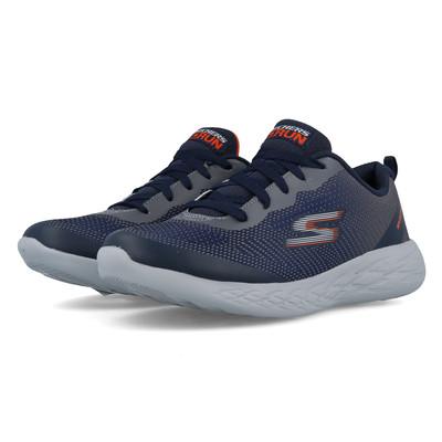 Skechers GOrun 600 Haddox Junior Running Shoes - AW19
