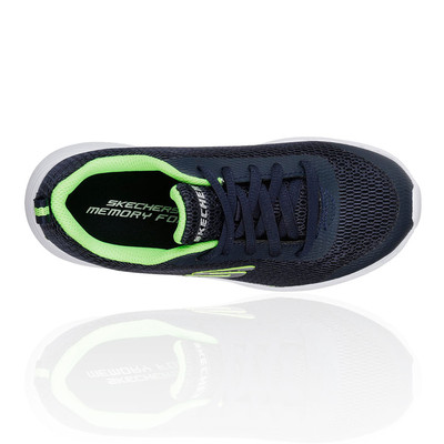 Skechers Dyna-Lite Junior Running Shoes - SS19