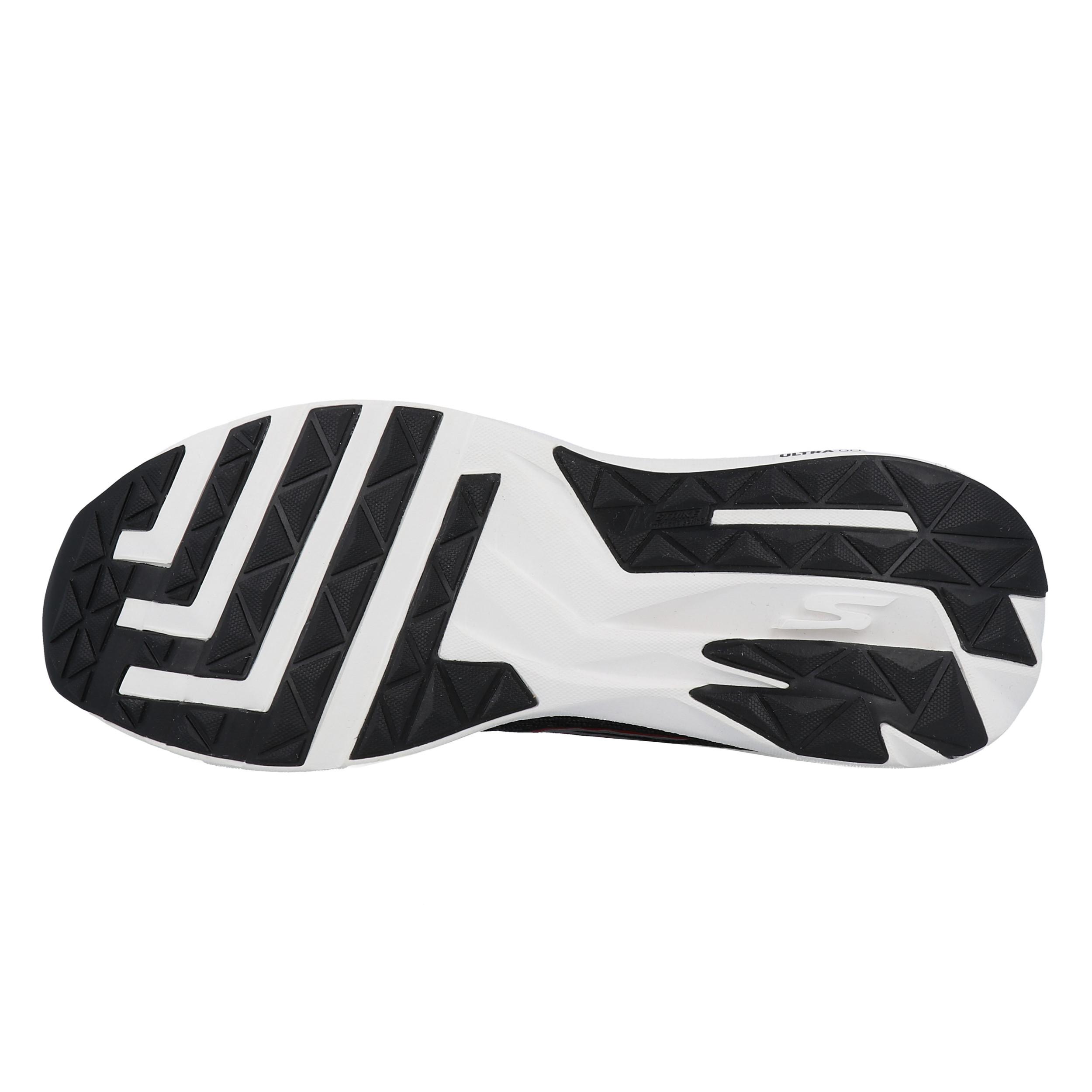 Dettagli su Skechers Donna GOrun Pure Scarpe Da Corsa Ginnastica Sport Sneakers Nero