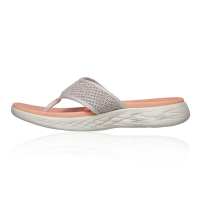 Skechers On The Go 600 Glossy Women's Sandals - AW19