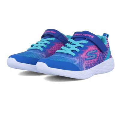 Skechers Go Run 600 Radiant Junior Running Shoes - AW19