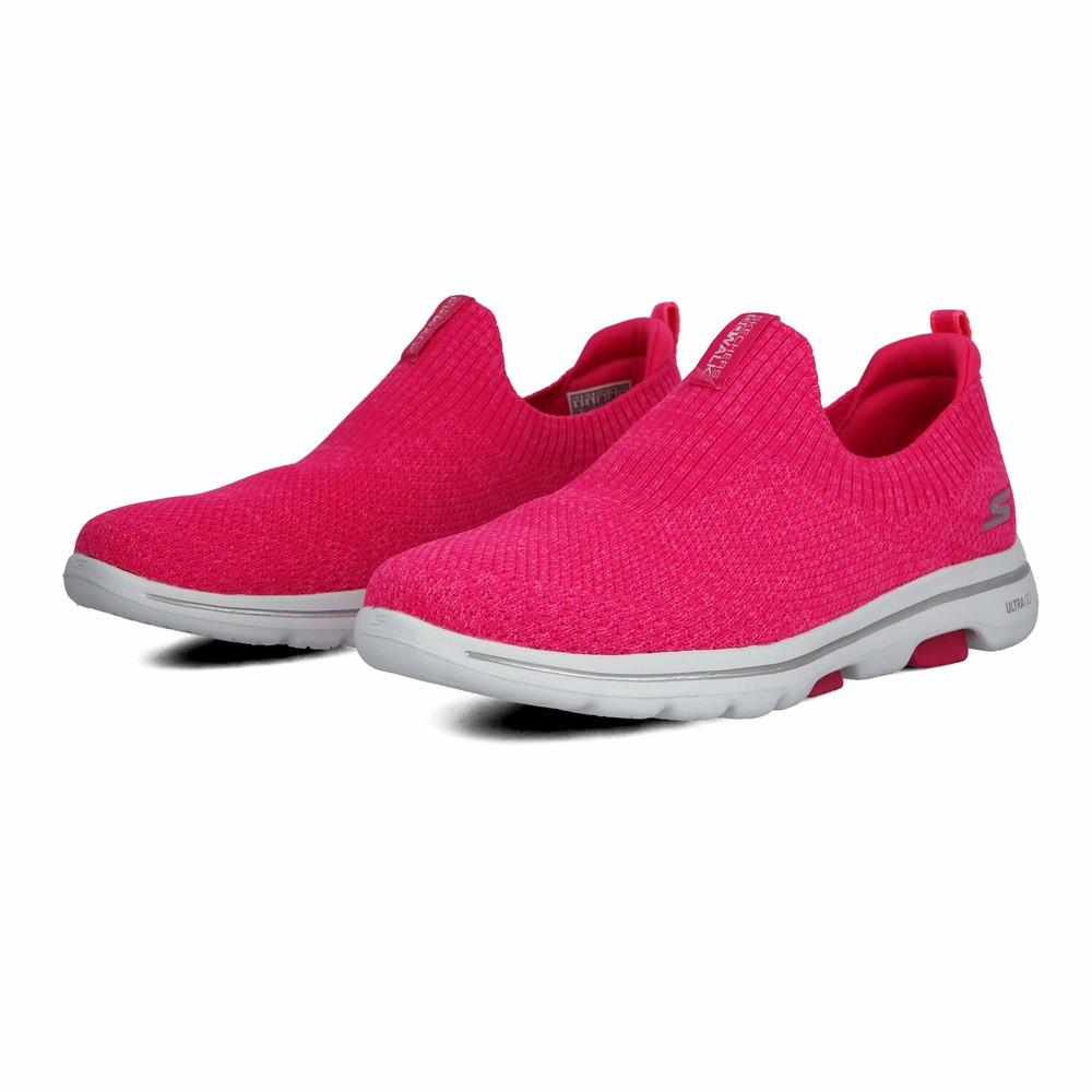 carbón tema intermitente  Skechers Go Walk 5 Trendy para mujer zapatillas de trekking - AW20 - 20%  Descuento | SportsShoes.com