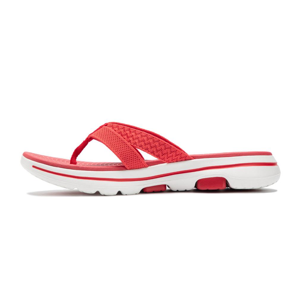 Skechers Go Walk 5 Sun Kiss per donna sandali da passeggio SS20