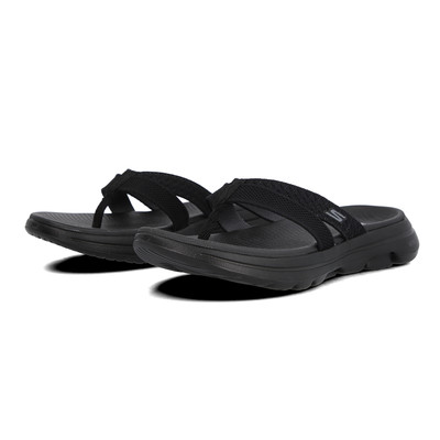 Skechers Go Walk 5 Sun Kiss Women's Walking Sandals - SS20