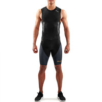 Skins DNAmic Trisuit  With Back Zip