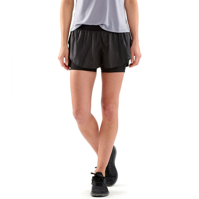 Skins DNAmic Compression Superpos Women's  Shorts