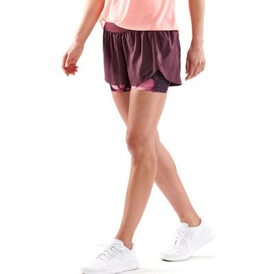 Skins DNAmic Compression Superpose Women's Shorts