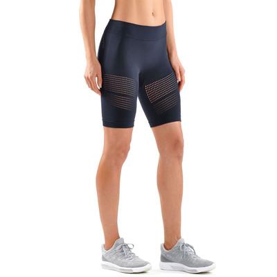Skins DNAmic para mujer Square sin costuras pantalones cortos