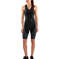 Skins DNAmic Women's Trisuit With Front Zip