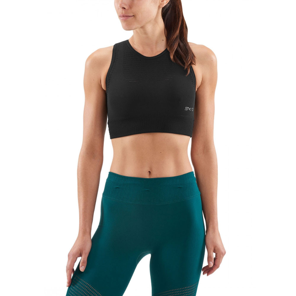 Skins DNAmic Square Seamless Sports Bra