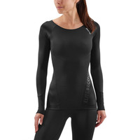 Skins DNAmic Elite Recovery Women's Long Sleeve Compression Top - SS19