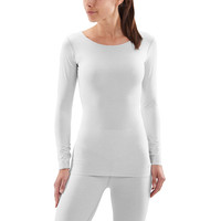 Skins DNAmic Sleep Recovery Women's Long Sleeve Compression Top - SS19
