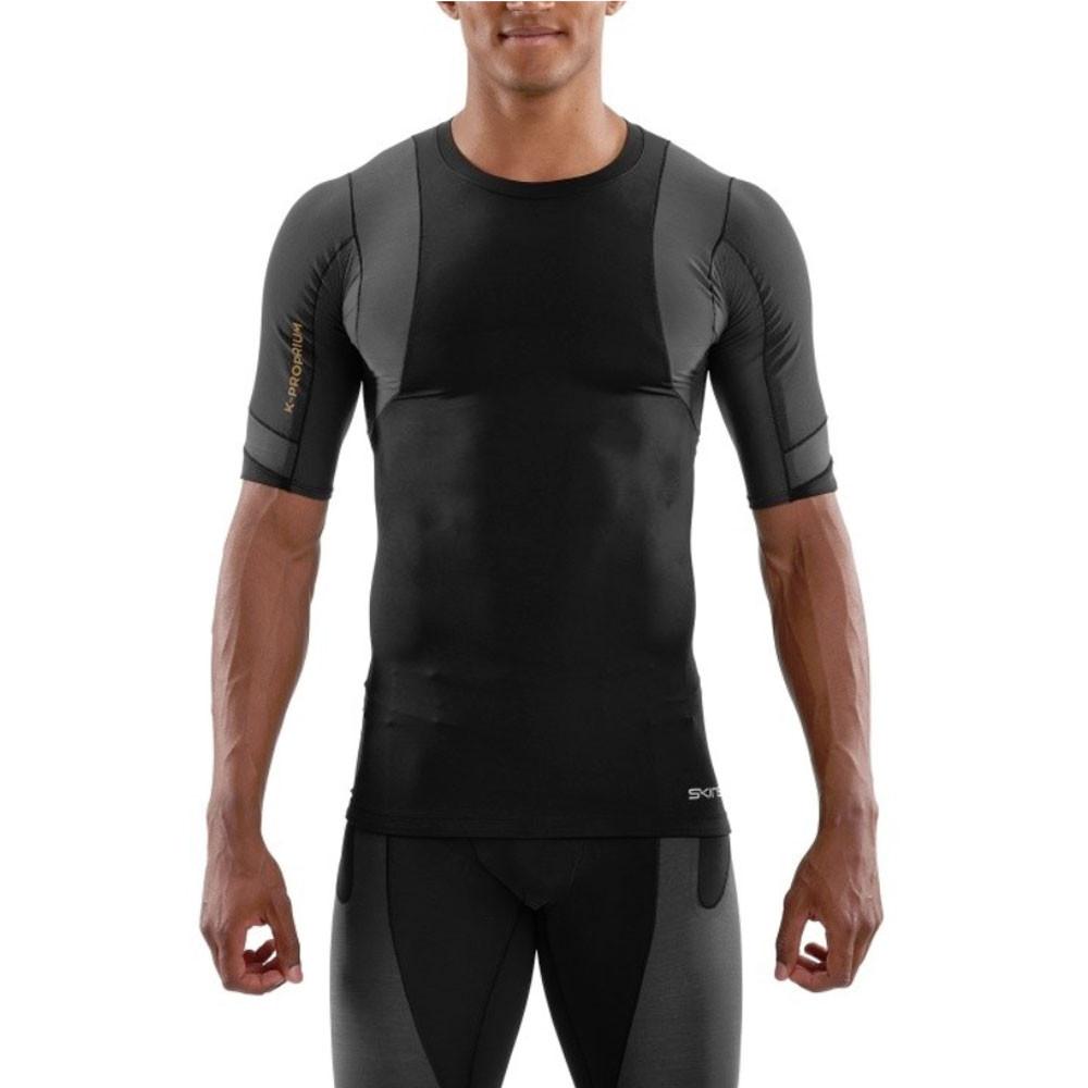 Skins K-Proprium Ultimate Posture manche courte compression T-Shirt