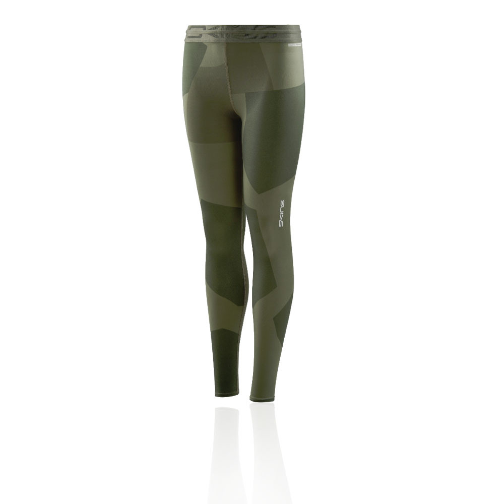 Skins DNAmic Primary Junior Long Tights