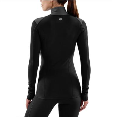 Skins DNAmic Women's Thermal Mock Neck Compression Top