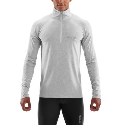 Skins Activewear Unden Light Midlayer Men's Long Sleeve Top