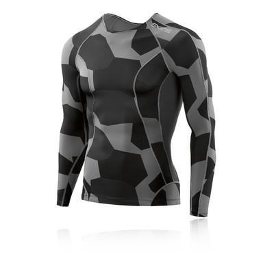 Skins DNAmic Core kompression Langarmshirt
