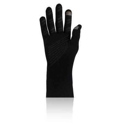 Skins sin costuras guantes de running