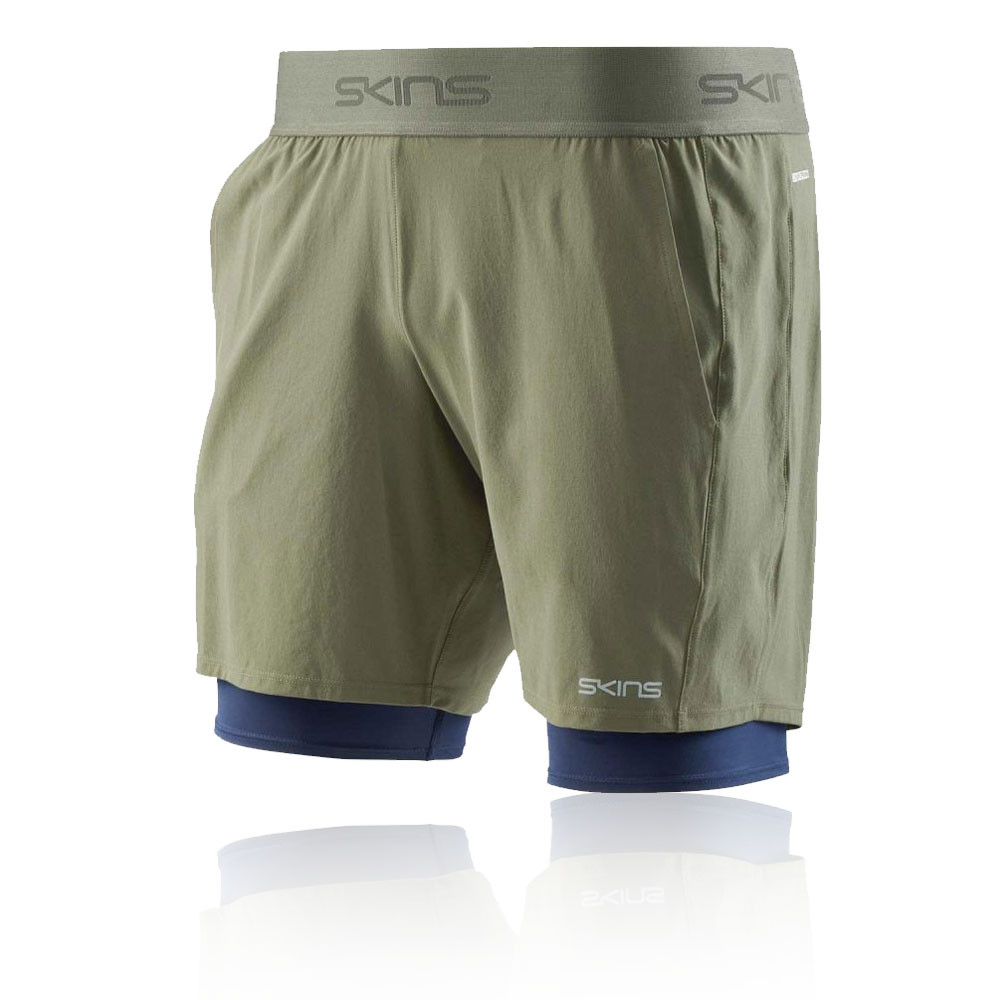 8c18526892880 Skins Dnamic Primary Superpose 2in1 Shorts. RRP £49.99£24.99 - RRP £49.99
