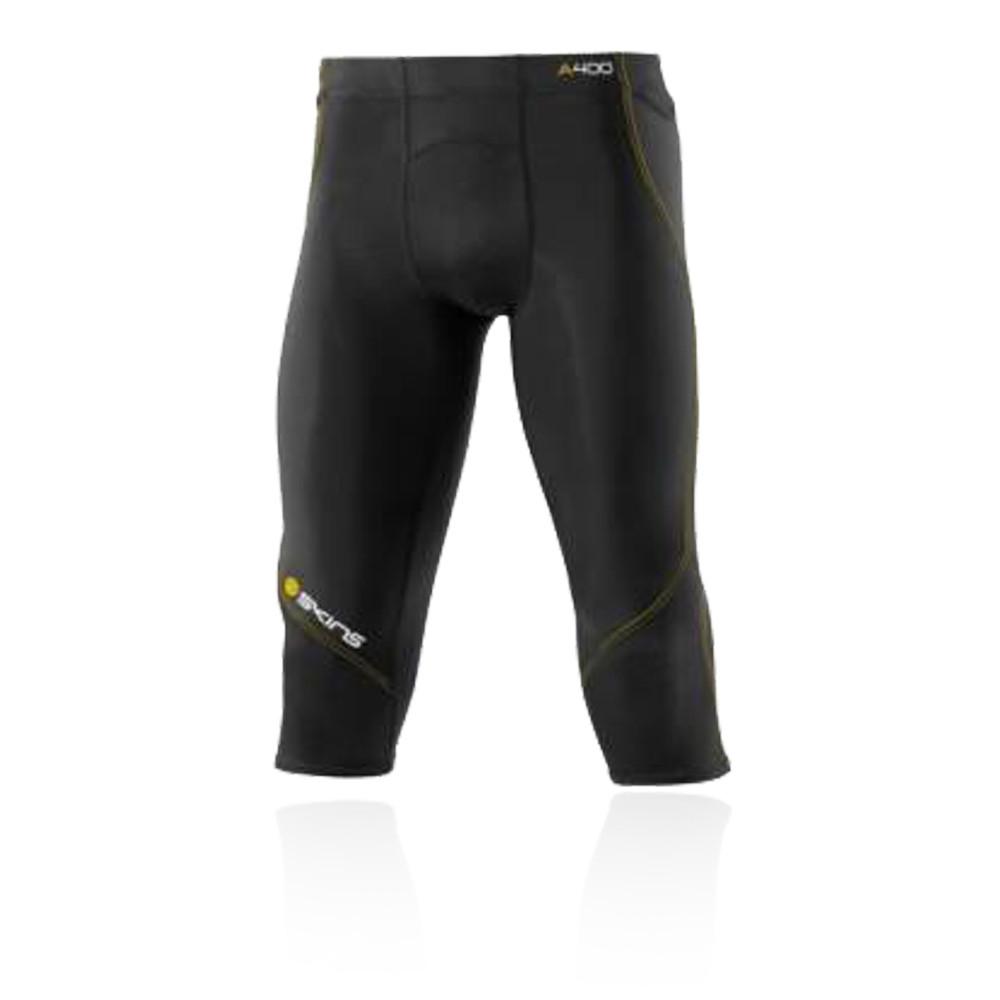 Skins A400 compression Capri collants de running