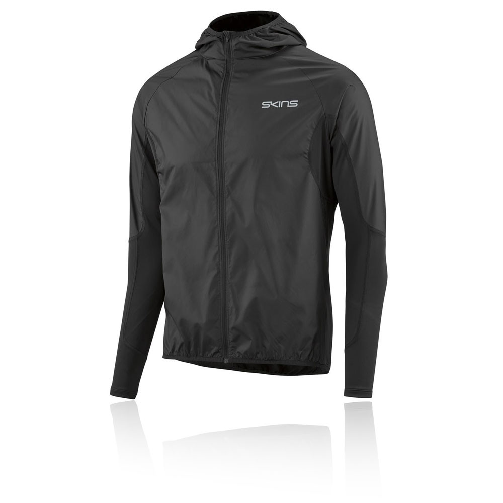 SKINS Activewear Rone Engineered Windbreaker Jacket