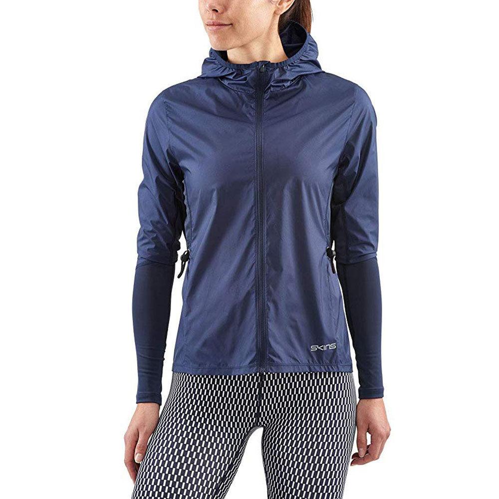 Skins Activewear Gylle Engineered Windbreaker Women's Jacket
