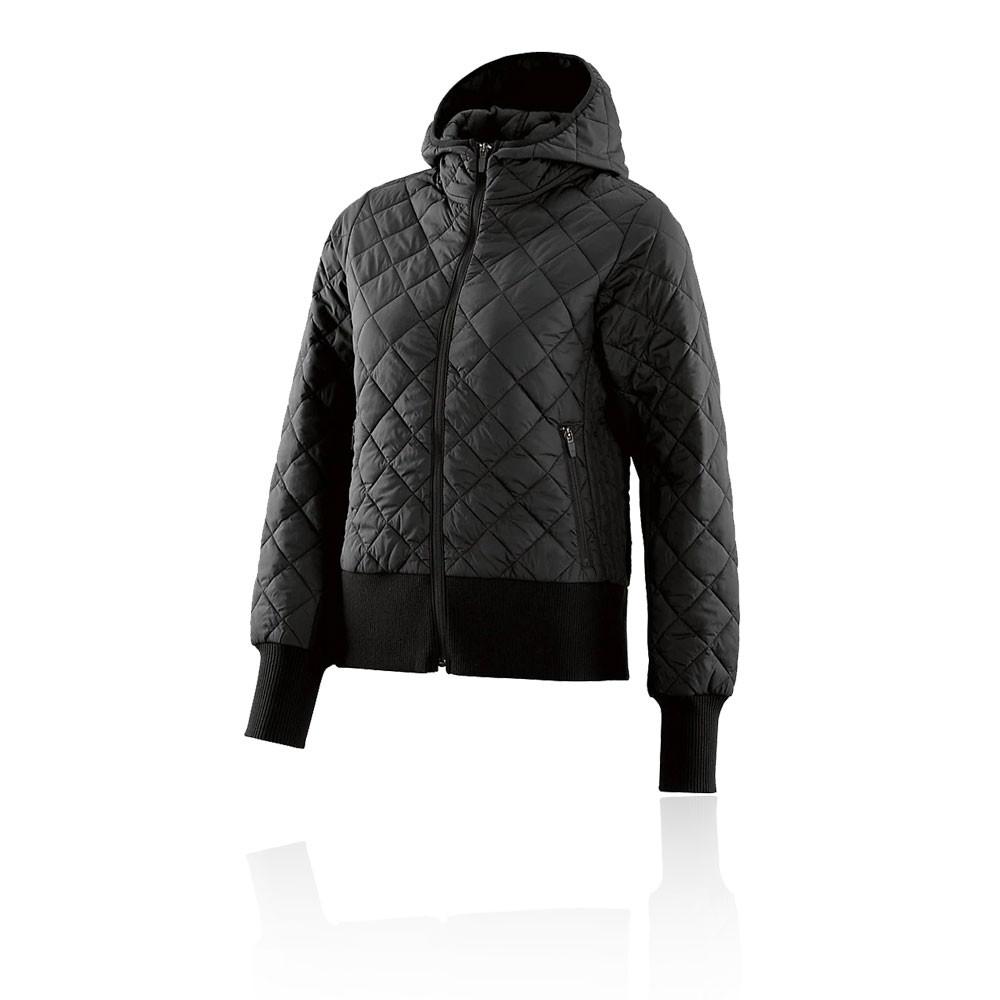 Skins Activewear para mujer Puffer chaqueta