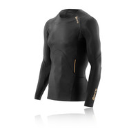 Skins A400 Long Sleeve Compression Running Top