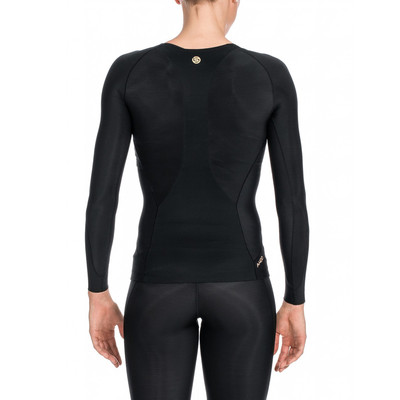 Skins A400 Women's Long Sleeve Compression Running Top