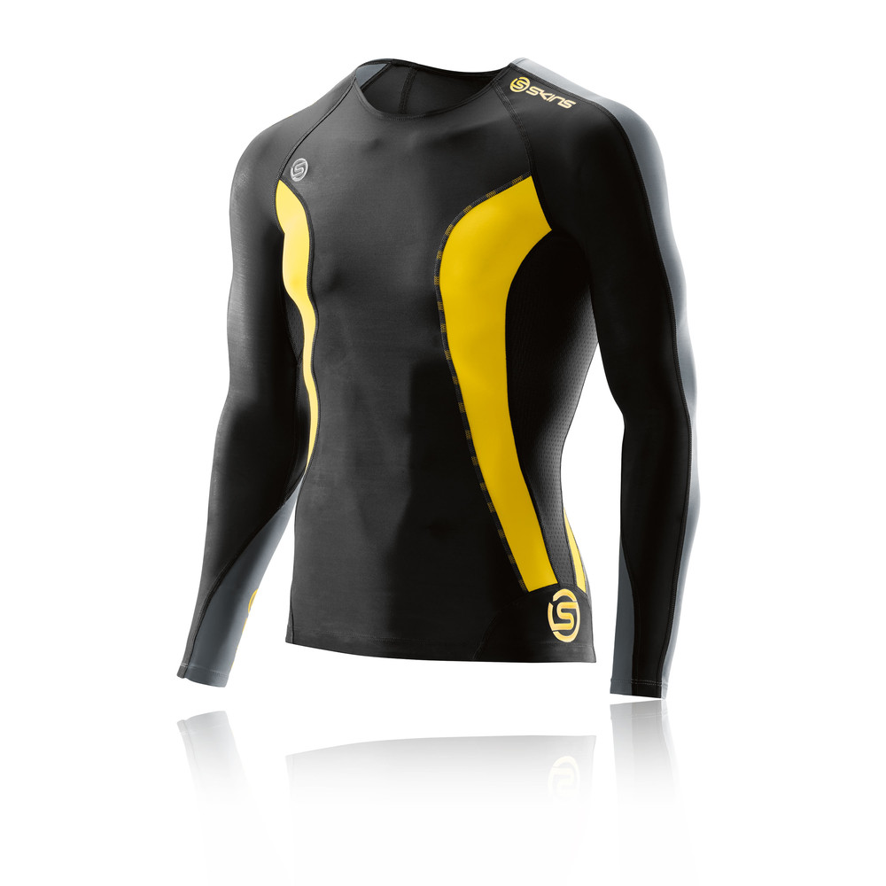 Skins DNAmic Compression Long Sleeve Top