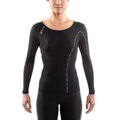 Skins DNAmic per donna top a compressione