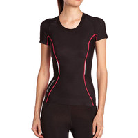 Skins Bio A200 Women's Short Sleeve Compression Running T-Shirt