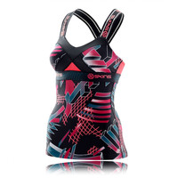 Skins DNAmic Women's Compression Tank Top