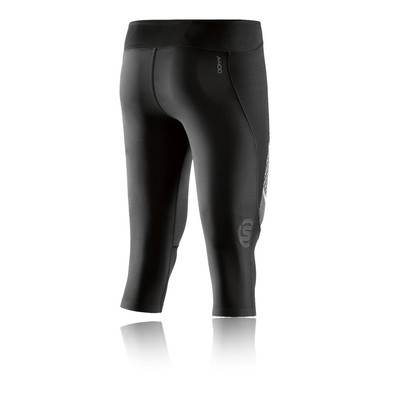 Skins A400 para mujer compresión 3/4 mallas