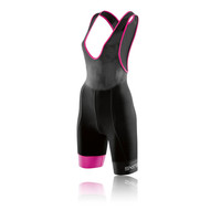Skins DNAmic Women's Cycling Bib 1/2 Tights