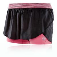 Skins DNAmic Superpose Pantalones cortos para mujeres- AW17